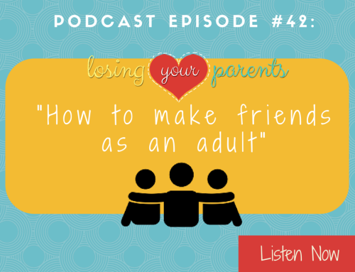 Podcast Episode #042: How to Make Friends as an Adult